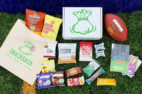 Snack Sack October 2017 Spoilers + 30% Off Coupon