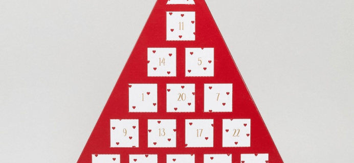 Johnny Loves Rosie Jewelry Advent Calendar Available Now!