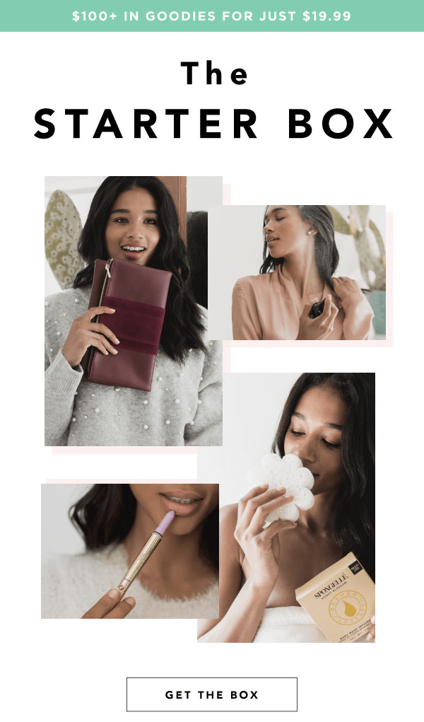 FabFitFun Starter Box Available Now + Full Spoilers + Just $19.99!