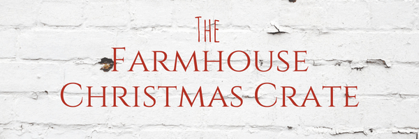 Gable Lane Crates Farmhouse Christmas Crate Available Now + Coupon!
