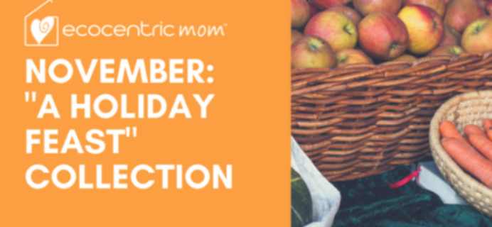 Ecocentric Mom Box $10 Off Flash Sale: Today ONLY!
