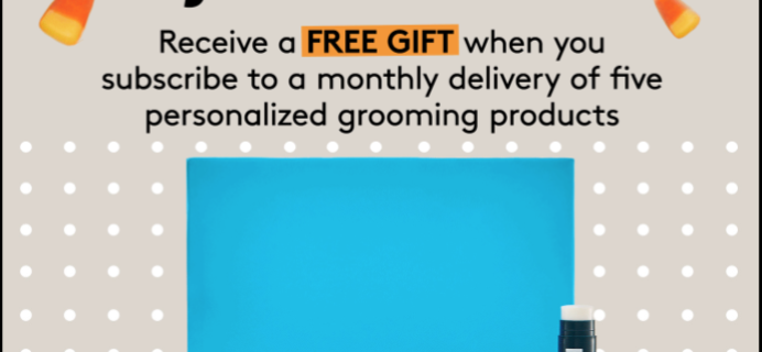 Birchbox Man Coupon: Free Gift with Subscription!