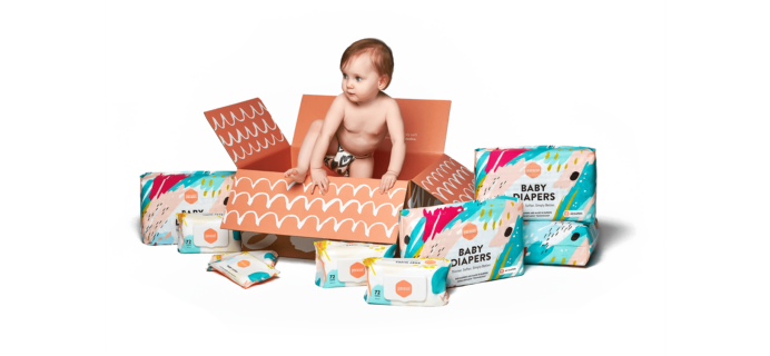 Parasol Co. Diaper Subscription Cyber Monday Coupon: 30% Off Subscriptions!
