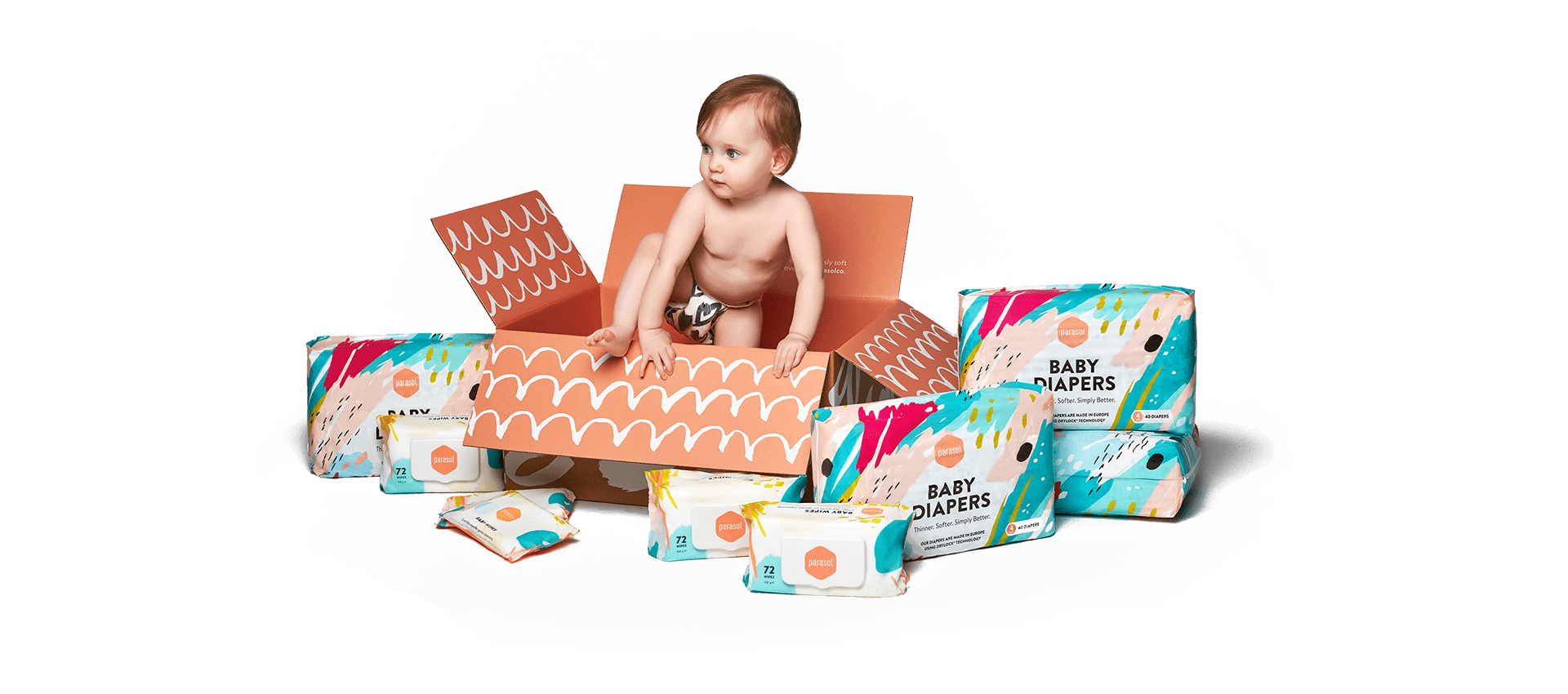 Parasol Co. Diaper Subscription Black Friday Coupon: 30% Off Subscriptions!