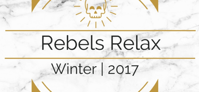 Happy Rebel Box Winter 2017 Spoiler #3!