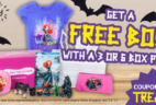 Disney Princess Pleybox Halloween Deal: FREE Box with 3+ Box Subscription!