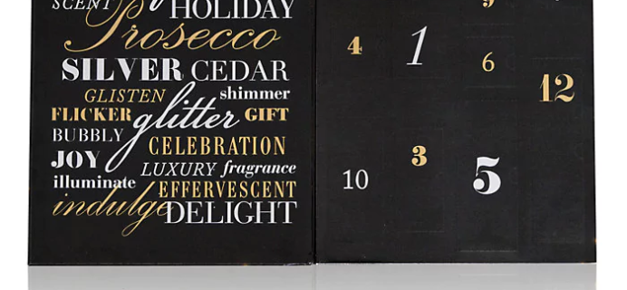 Antica Farmacista 2017 Advent Calendar Available Now!