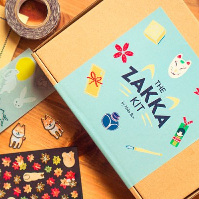 Zakka Kit November 2018 Theme Spoilers + Coupon!