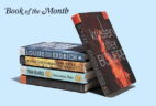 November 2017 Book of the Month Selection Time + Coupon!