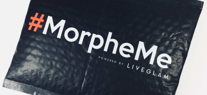 MorpheMe Brush Club October 2017 Subscription Box Review + Free Brush Coupon!