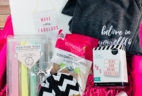 STRONG self(ie) Subscription Box Review – Fall 2017 BURST(box)
