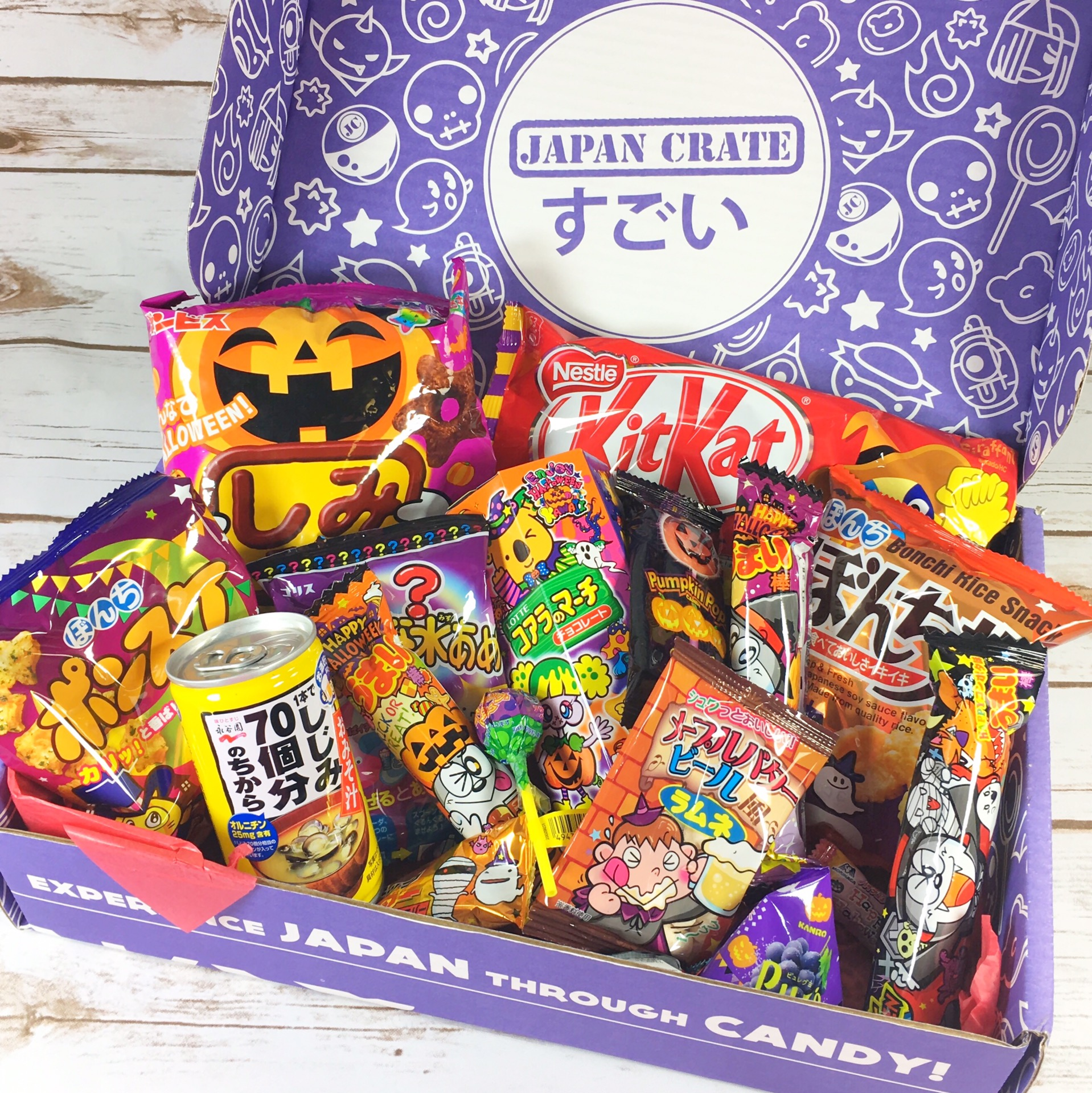 Japan Crate October 2017 Subscription Box Review + Coupon
