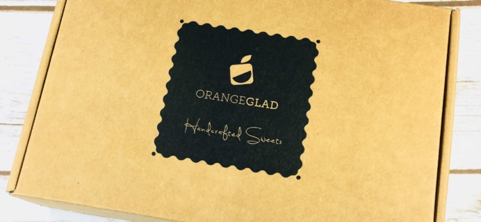 Orange Glad October 2017 Subscription Box Review + Coupon