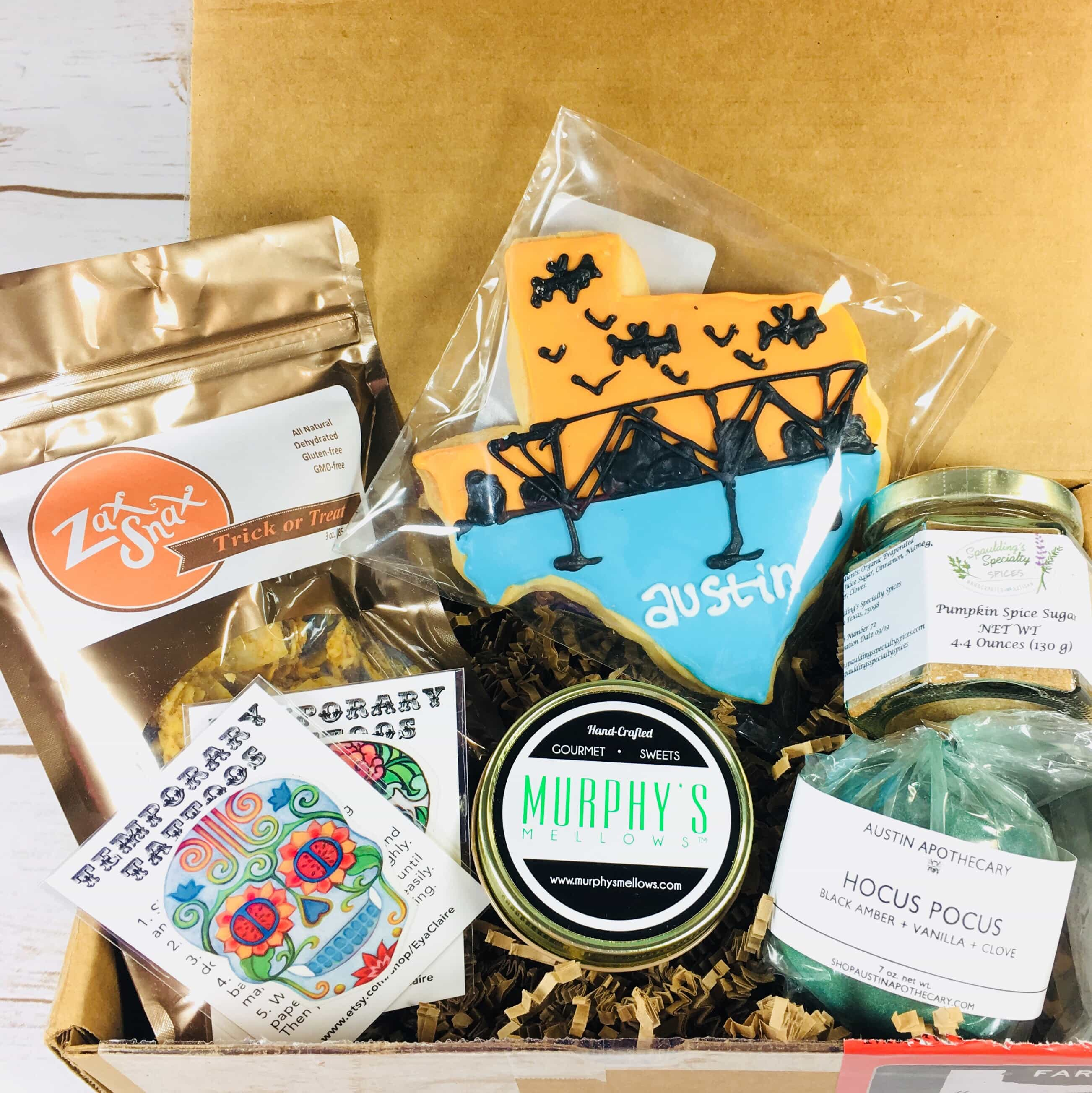 My texas market october 2017 subscription box review coupon my texas market october 2017 subscription box review coupon hello subscription negle Image collections