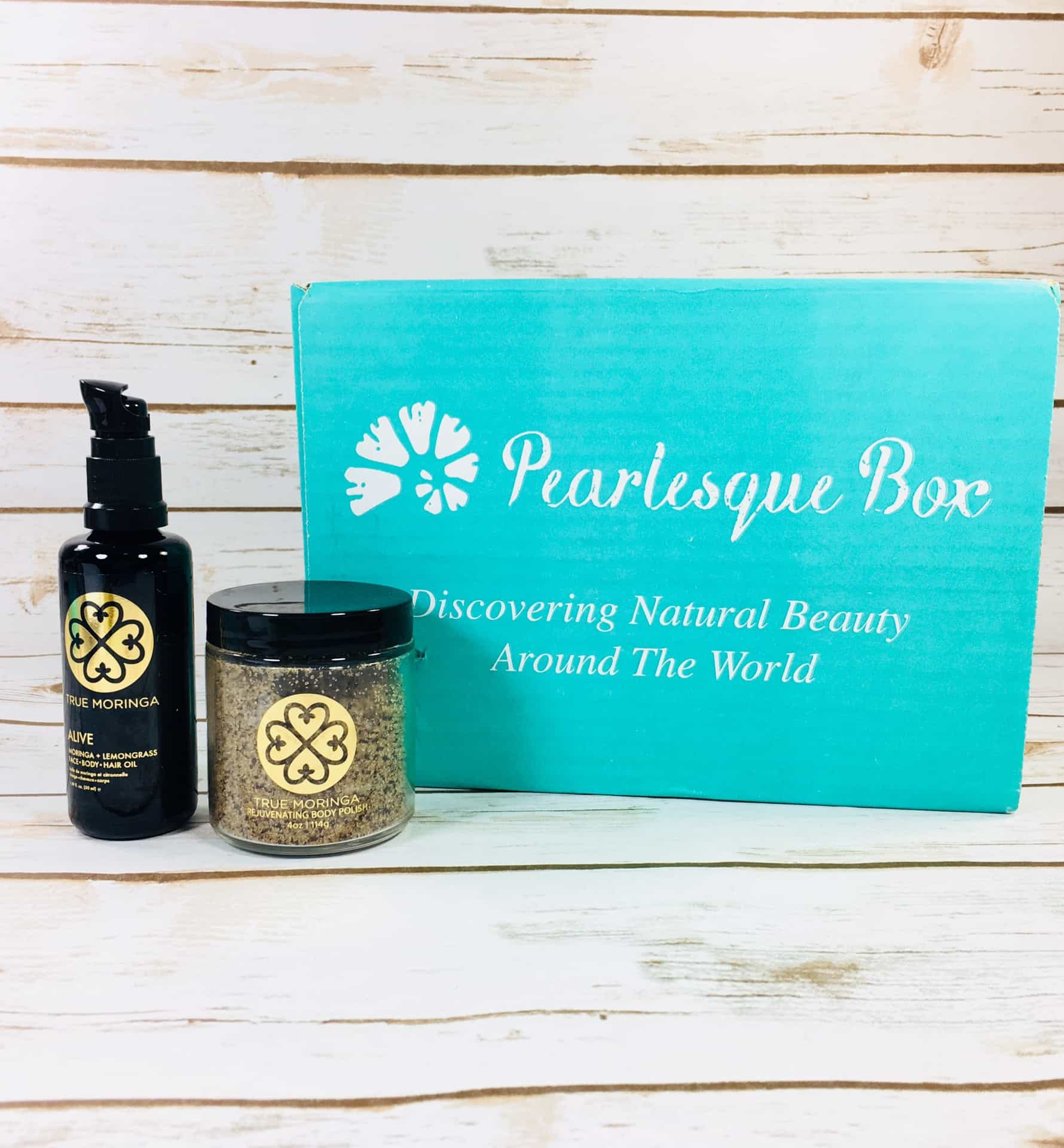 Pearlesque Box October 2017 Subscription Box Review + Coupon