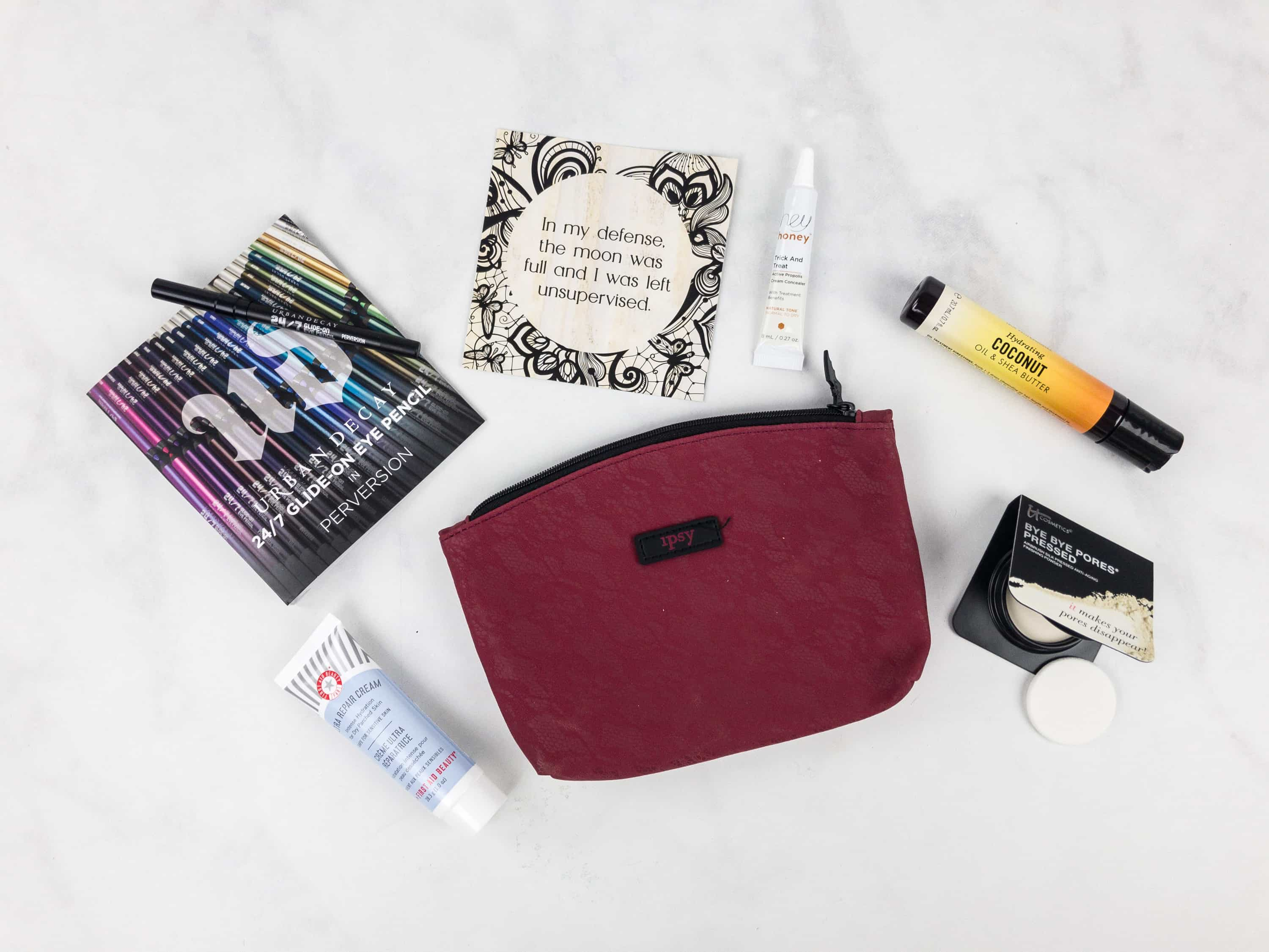 Ipsy October 2017 Review