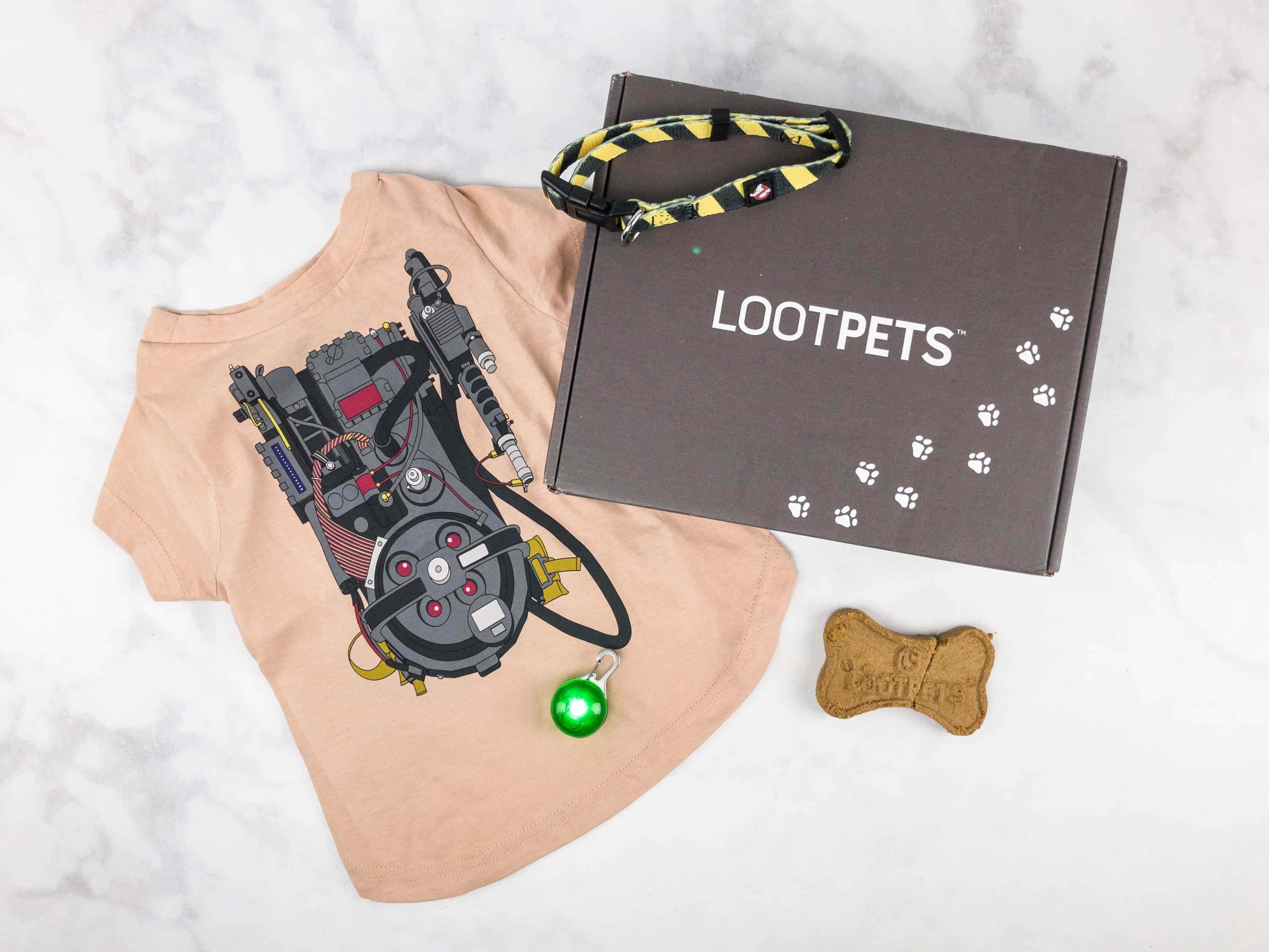Loot Pets October 2017 Review & Coupon