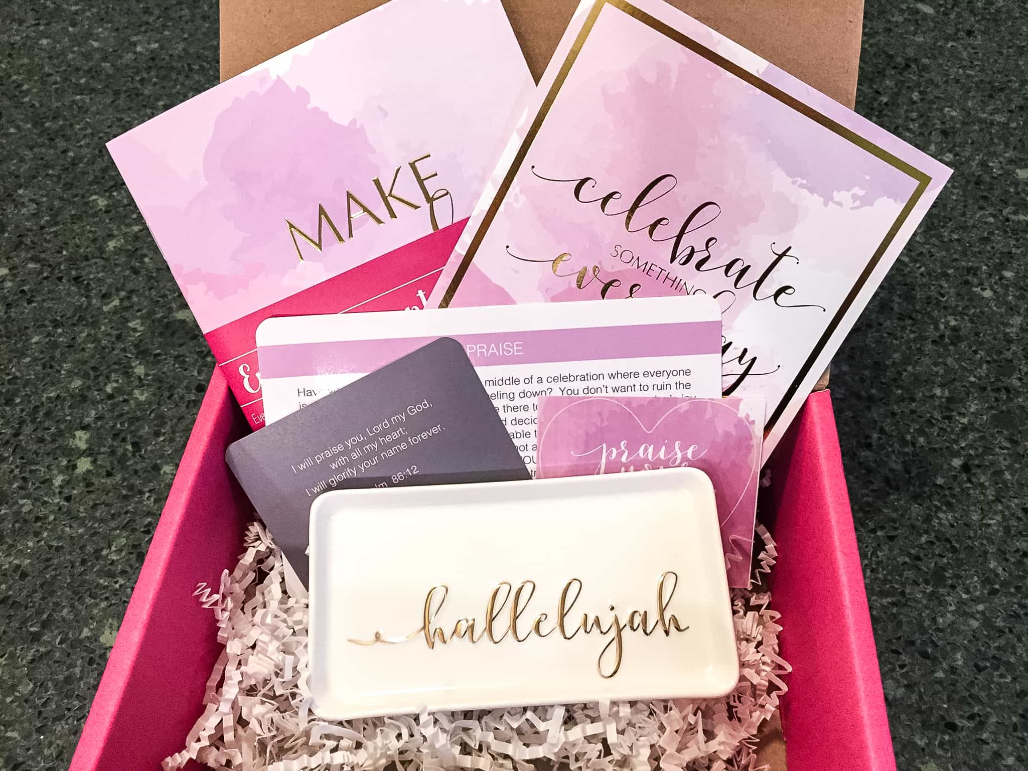 Loved+Blessed October 2017 Subscription Box Review + Coupon