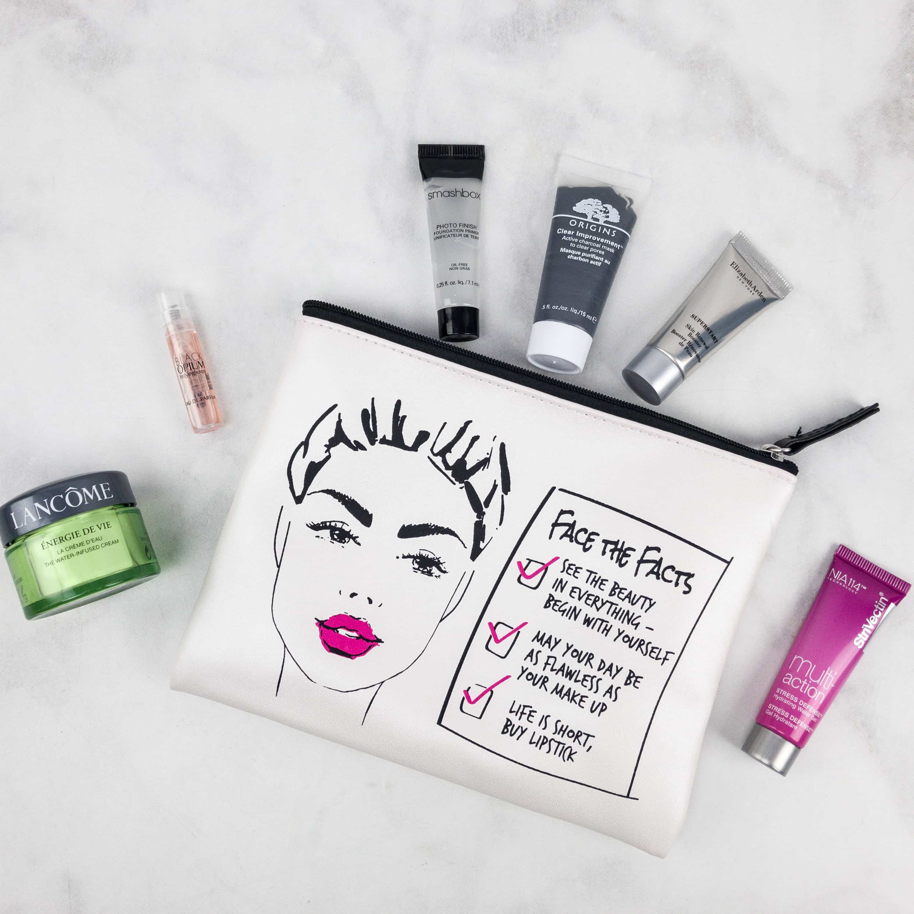 Macy's Beauty Box October 2017 Subscription Box Review