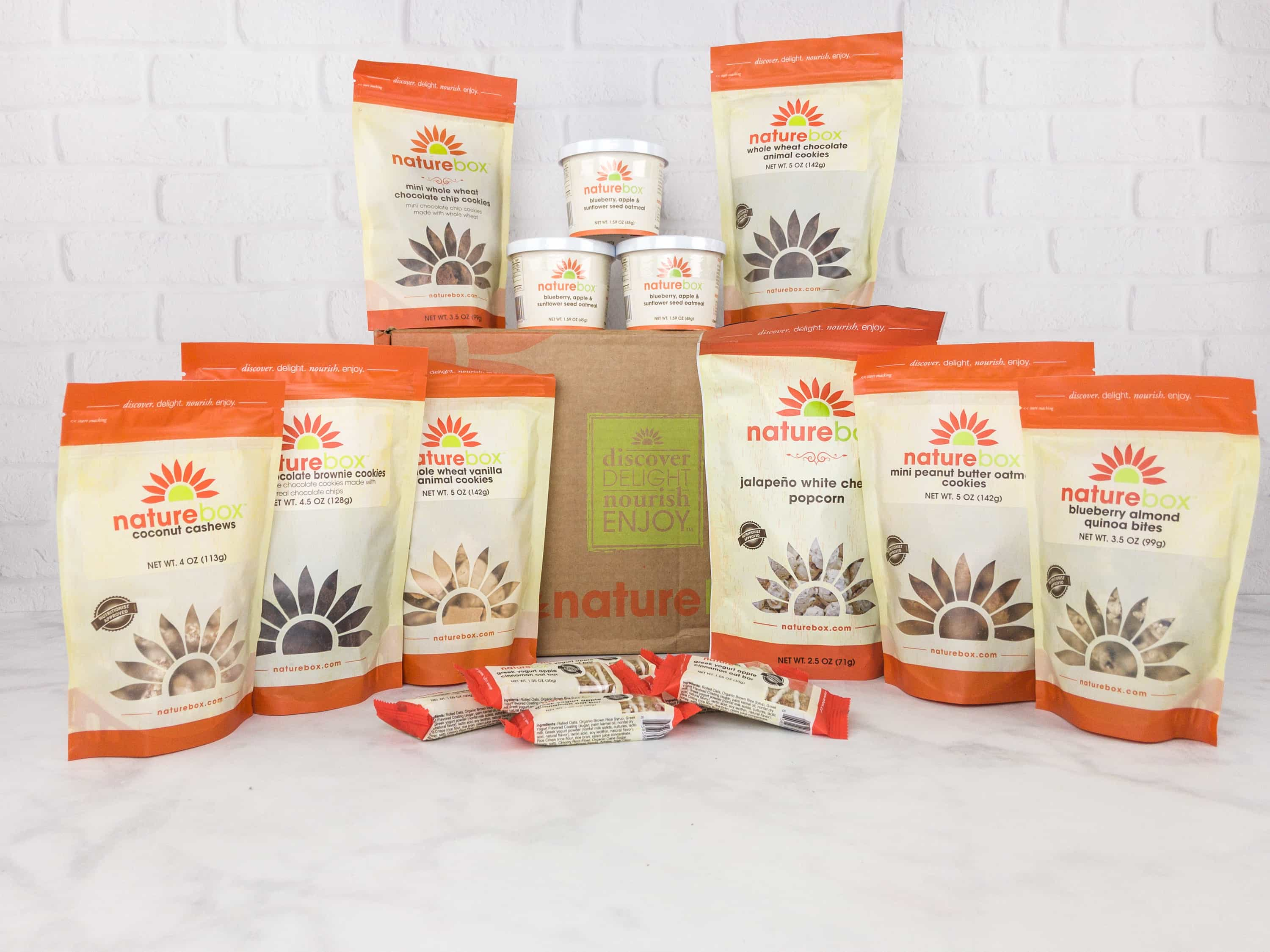 NatureBox Club Review & Coupon – October 2017