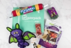 PawPack Dog Subscription Box Review + Coupon – October 2017