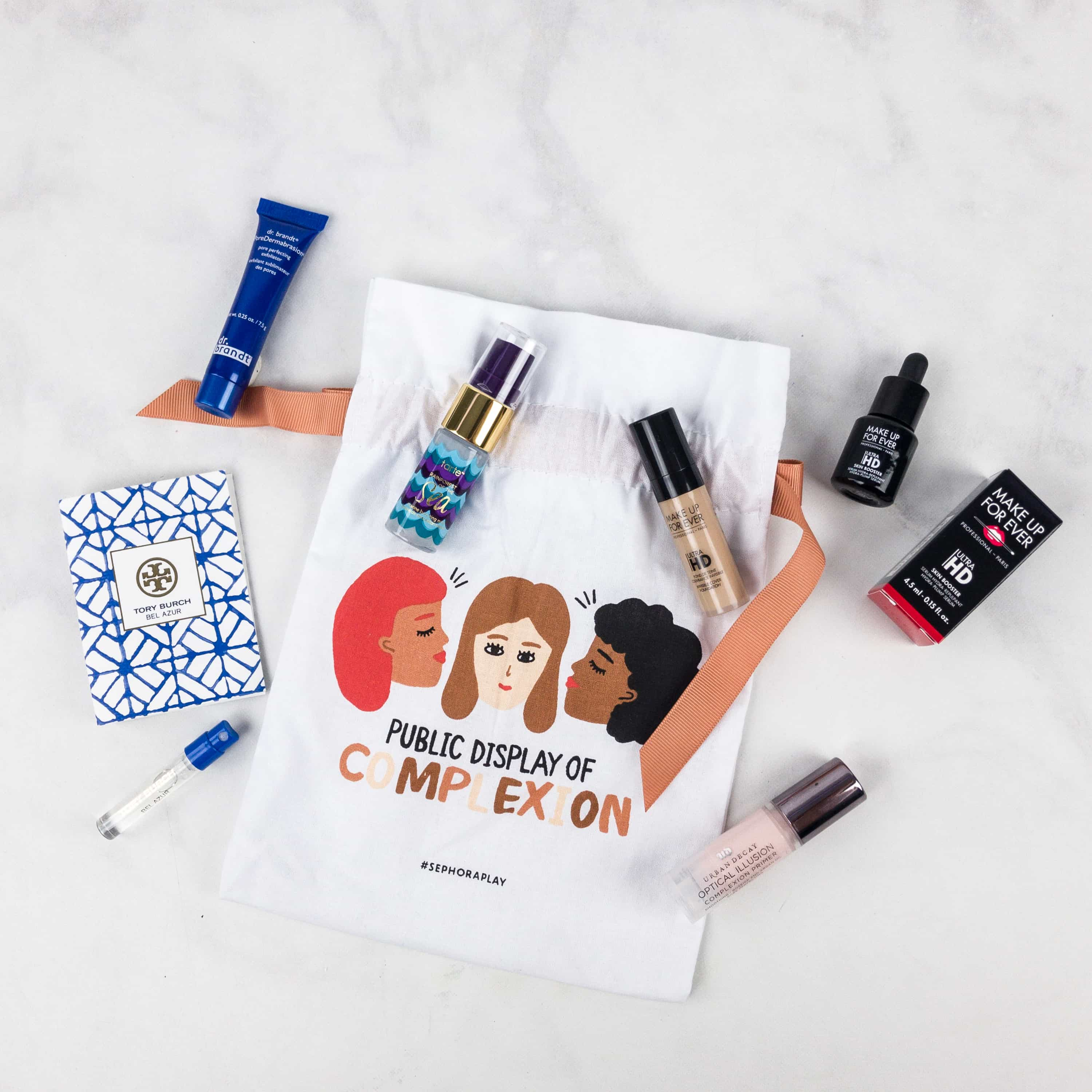 Play! by Sephora October 2017 Subscription Box Review
