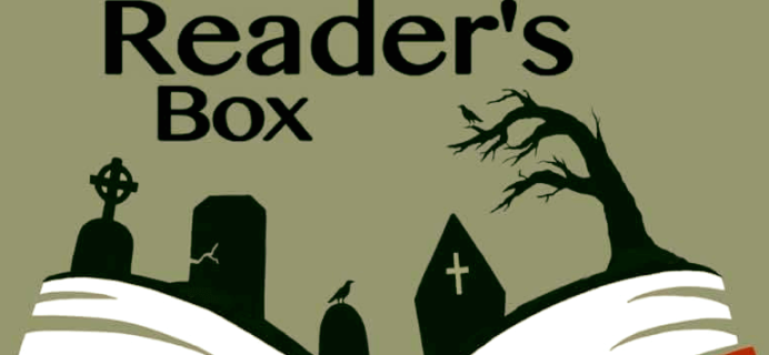The Nocturnal Reader's Box Limited Edition Stephen King Box Spoilers + Coupon!