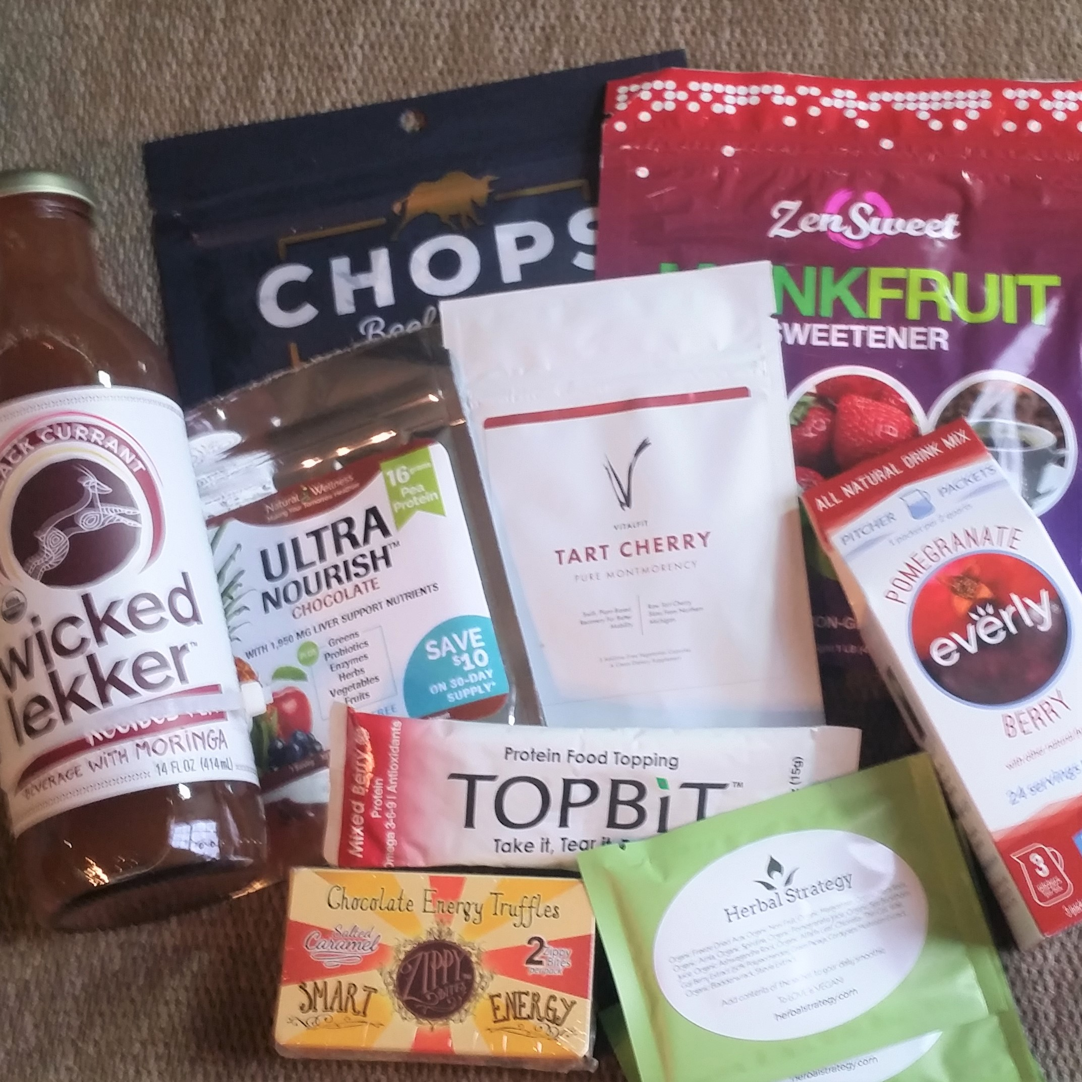 FitSnack October 2017 Subscription Box Review & Coupon