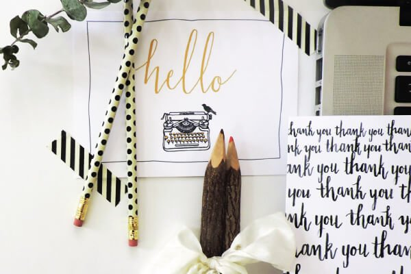 V. Paperie Cyber Monday 2017 Deal: Save 10%!