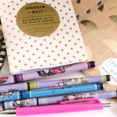 Busy Bee Stationery 2017 Cyber Monday Coupon: Take 20% off your first box!