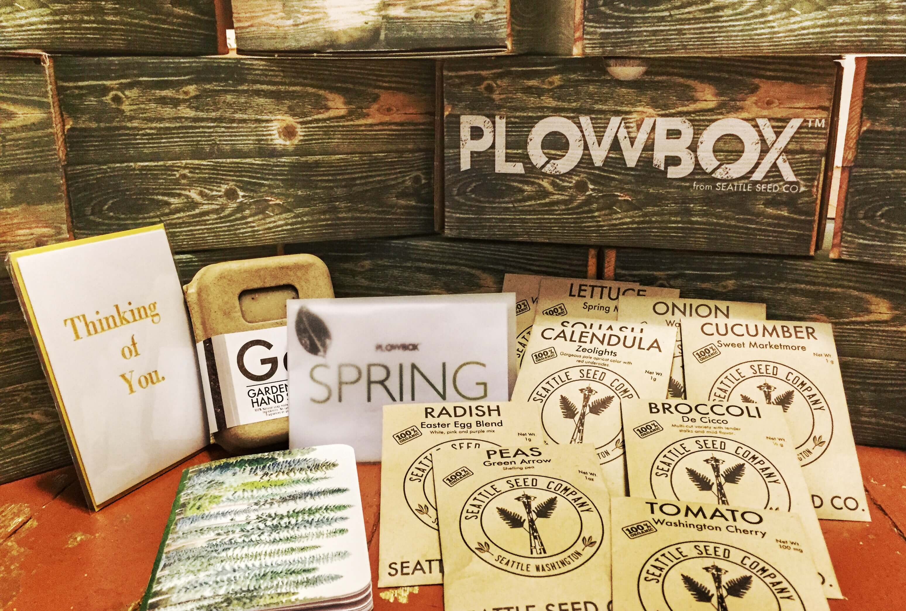 PlowBox Subscription Box Sunday Coupon: Save 20% on any subscription!