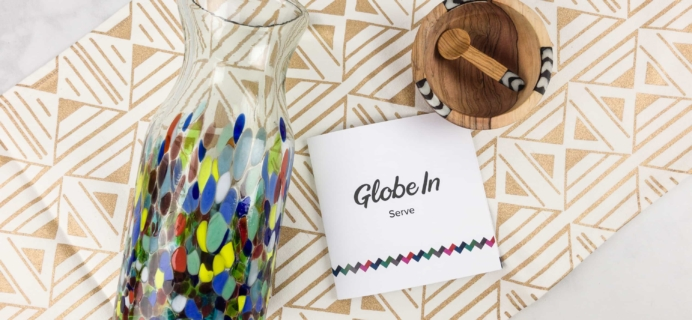 November 2017 GlobeIn Box Subscription Box Review + Coupon – SERVE