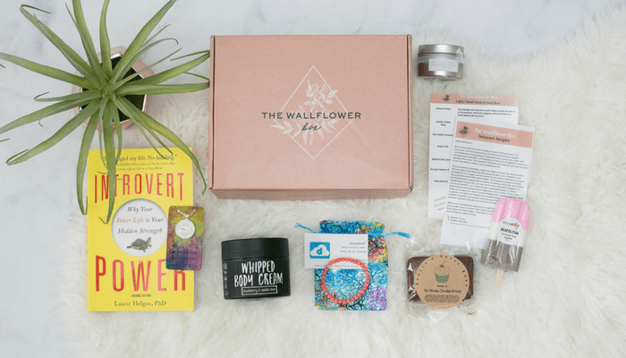 The Wallflower Box 2017 Black Friday Coupon: Get 20% Off Your First Box!