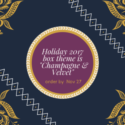Posh Home Box Limited Edition Holiday Box Preorders Open Now!