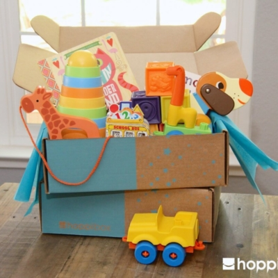 Hoppi Box Cyber Monday 2017 Coupon: $15 Off!