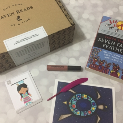 Raven Reads October 2017 Subscription Box Review + Coupon!