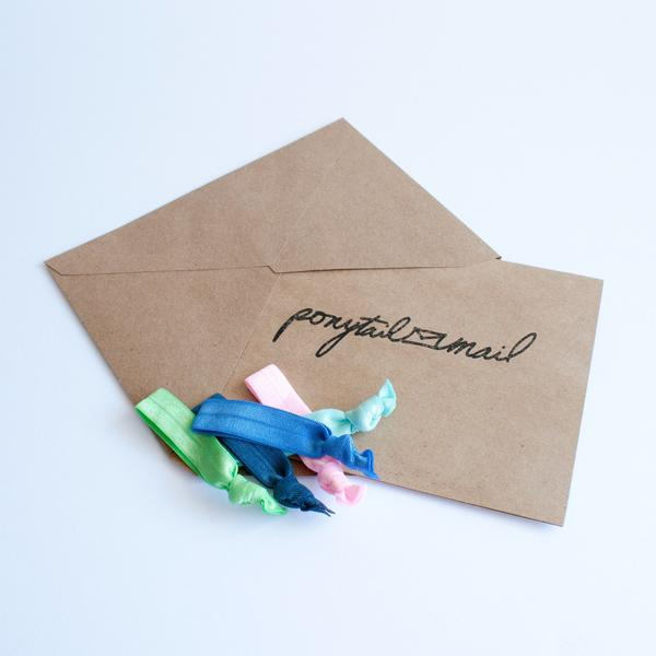 Ponytail Mail Black Friday 2017 Coupon: Save 25% off STOREWIDE for Black Friday.