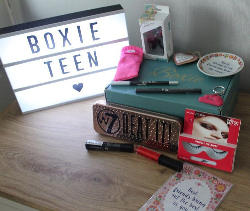 Boxie Teen 2017 Black Friday Coupon: Save 25%!