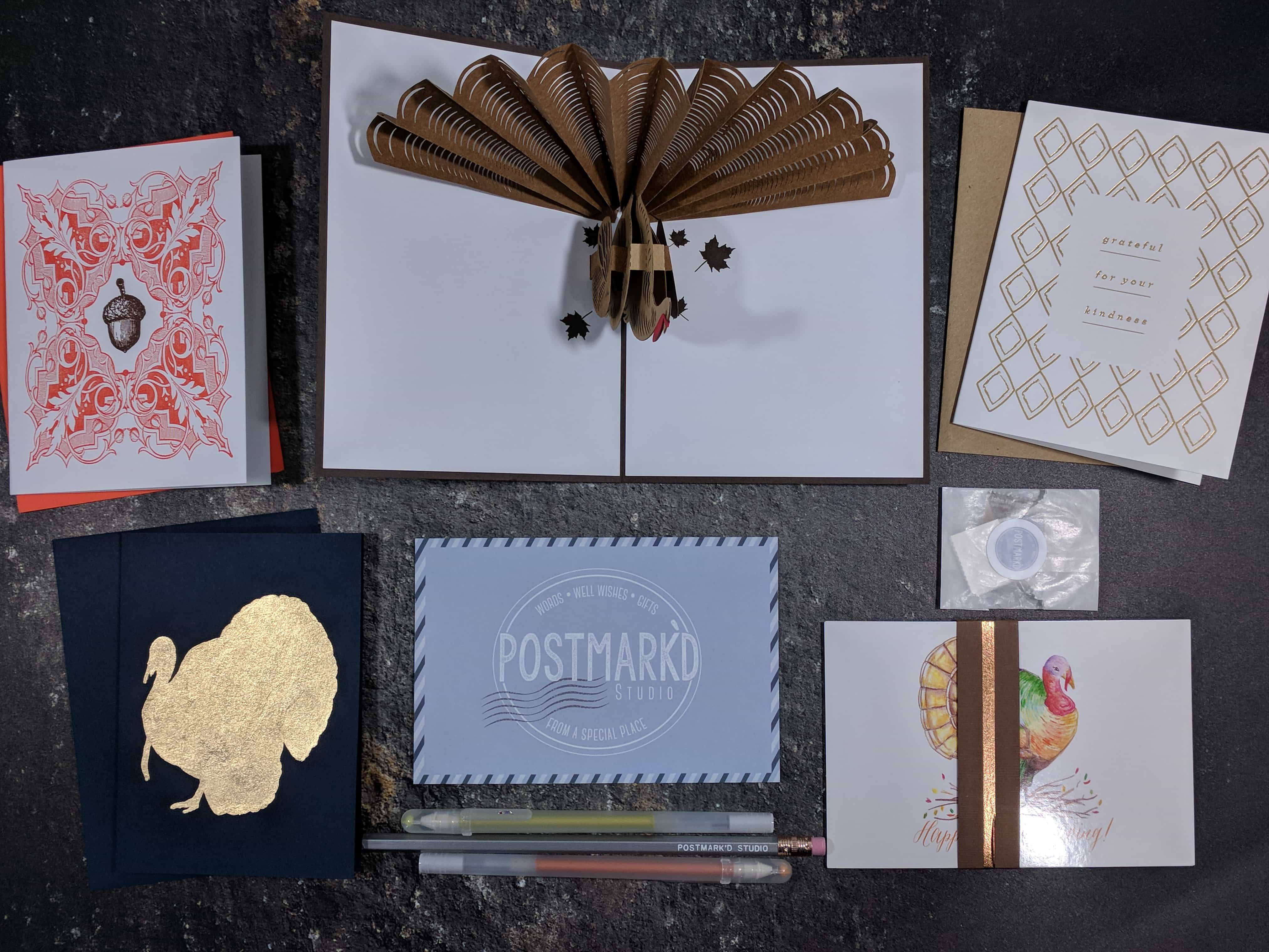 Postmark'd Studio PostBox 2017 Black Friday Coupon: FREE Gift or FREE Month With Longer Subscription!