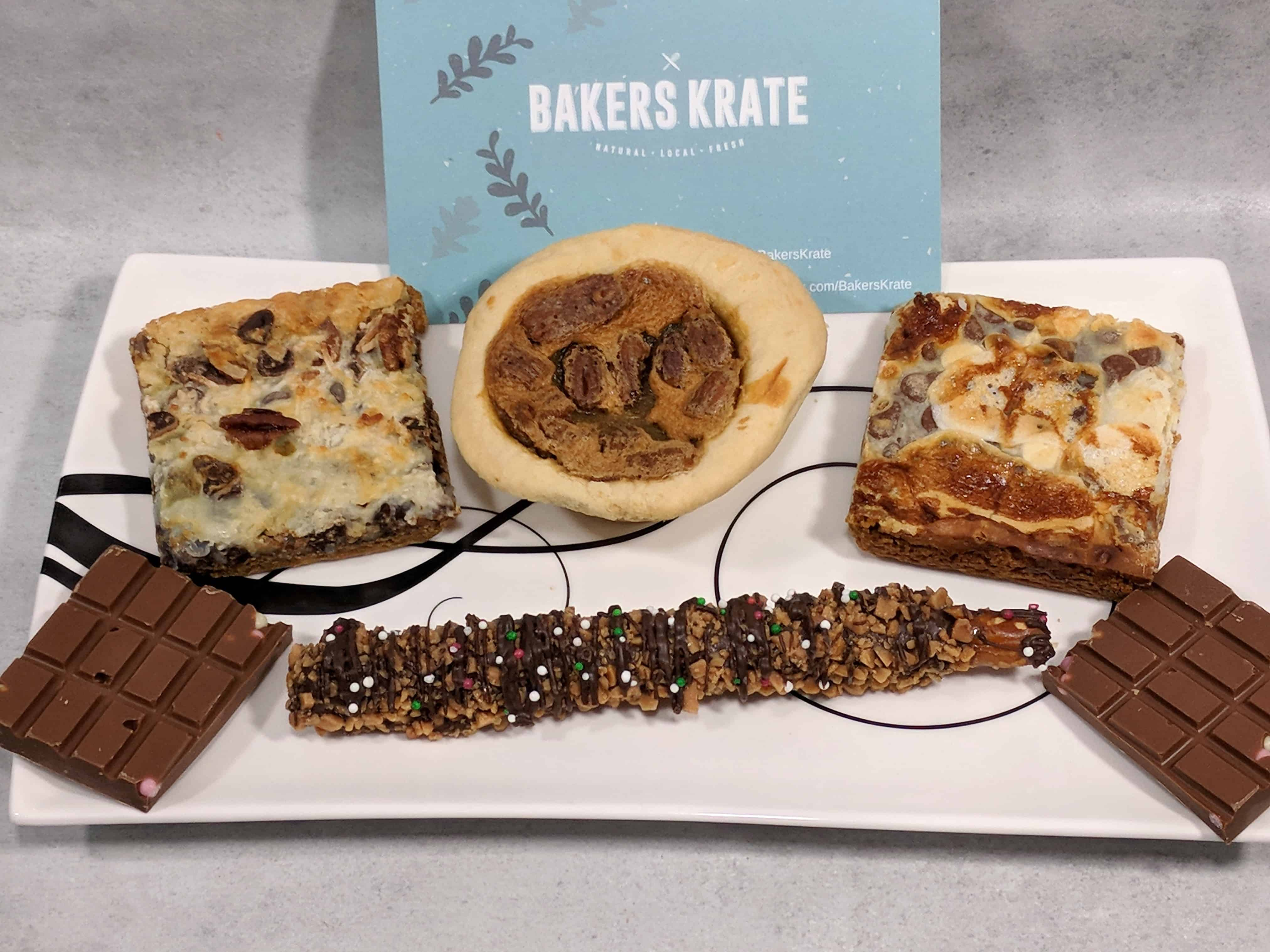 Bakers Krate November 2017 Subscription Box Review + Coupon!