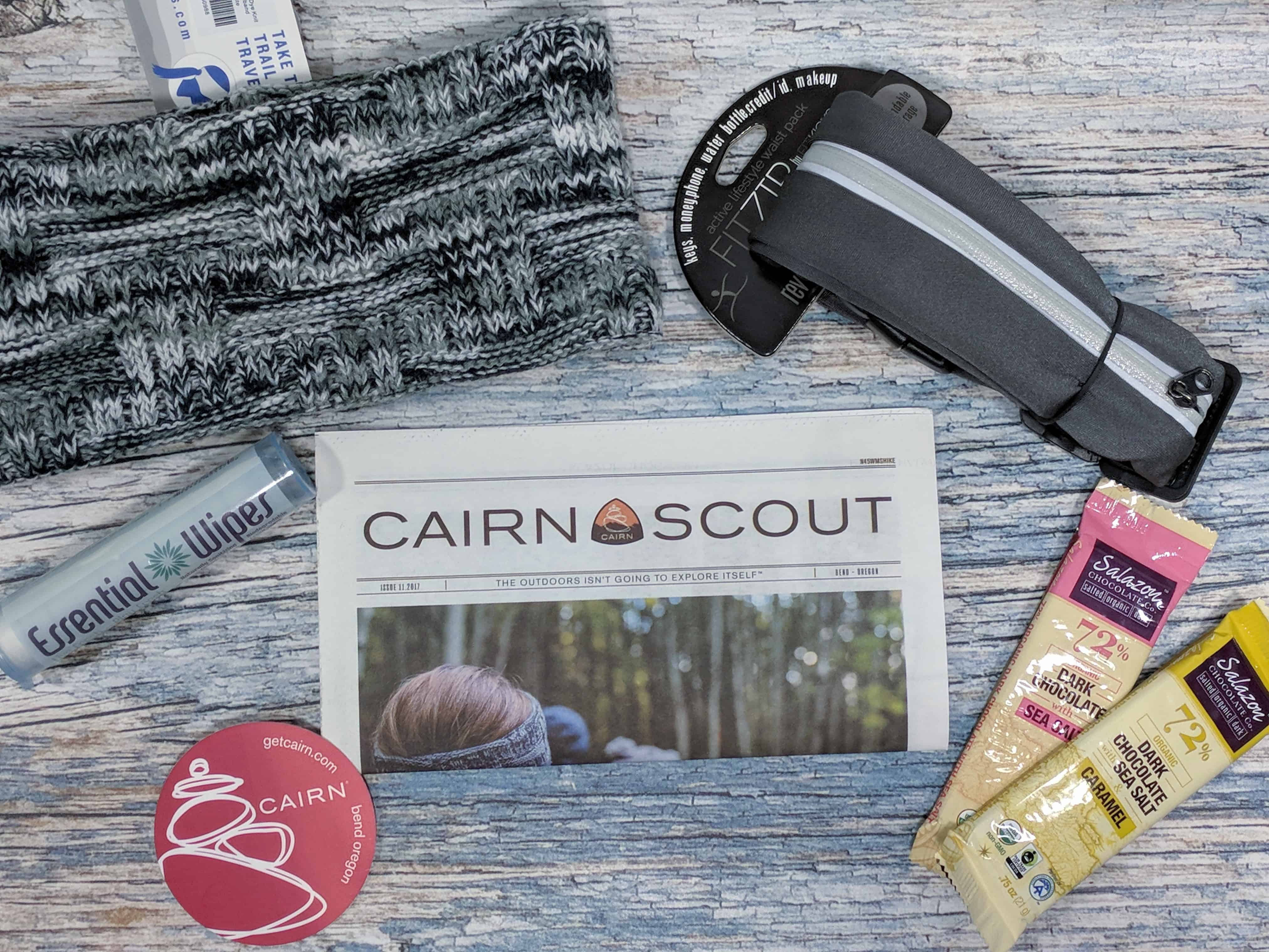Cairn November 2017 Subscription Box Review + Coupon