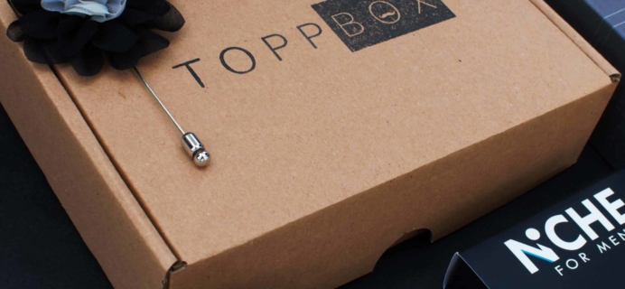 TOPPBOX Black Friday 2017 Coupon: Save 30%!