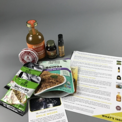 Rosehive Superfoods Box November 2017 Subscription Box Review + Coupon