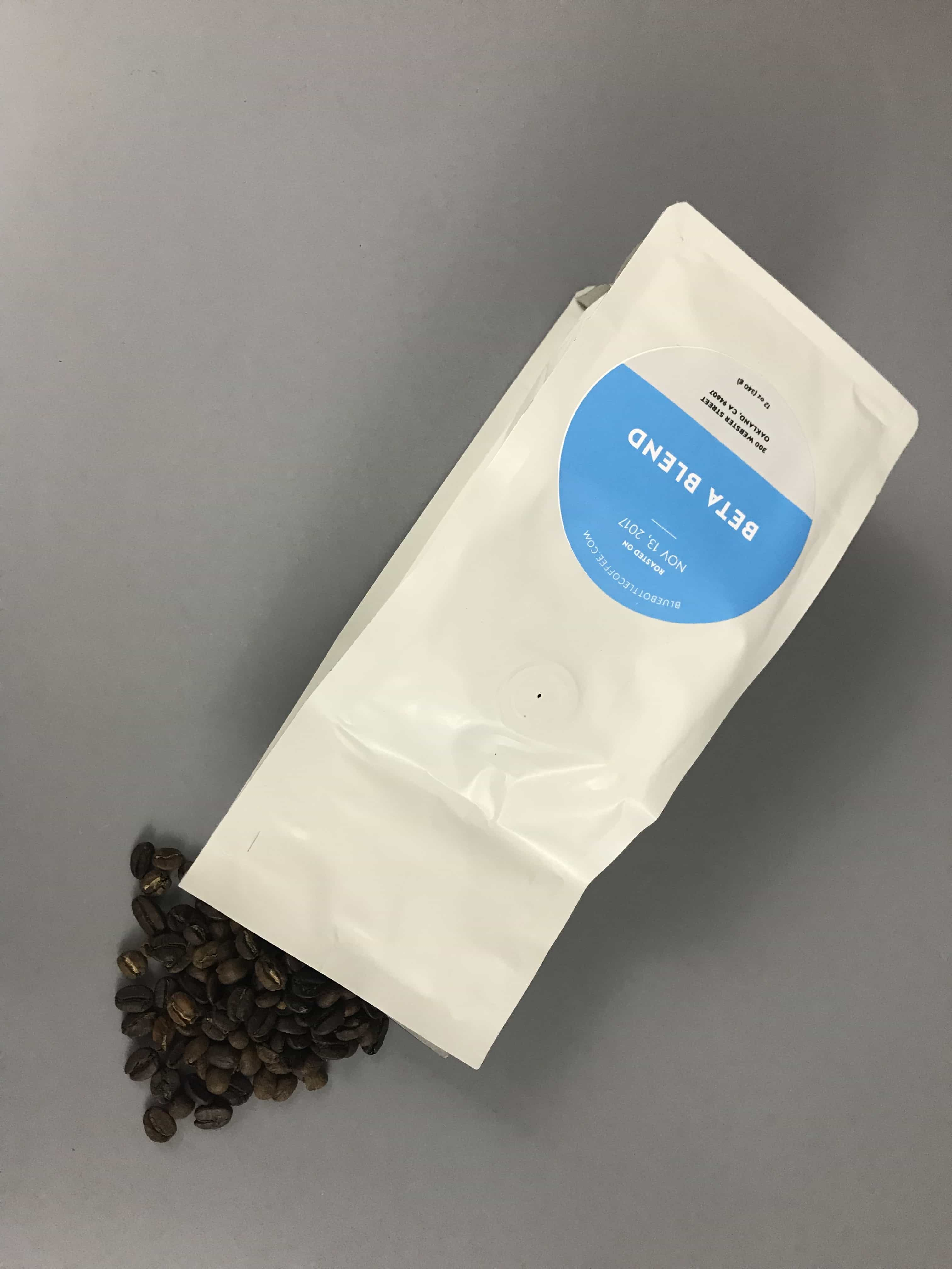 Blue Bottle Coffee Review + Free Trial Offer – November 2017
