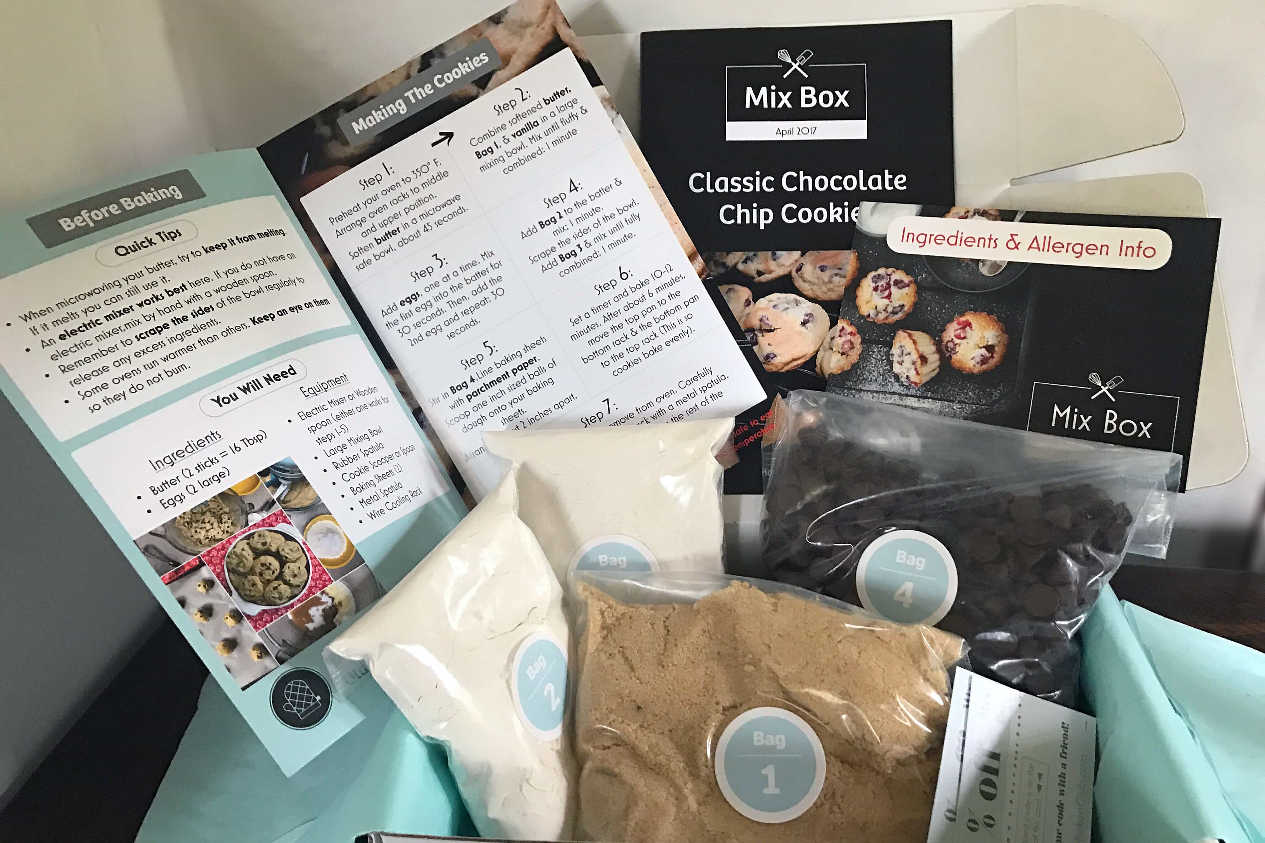 Mix Box by Homemade Bakers 2017 Black Friday Deal: Get 50% OFF First Box!