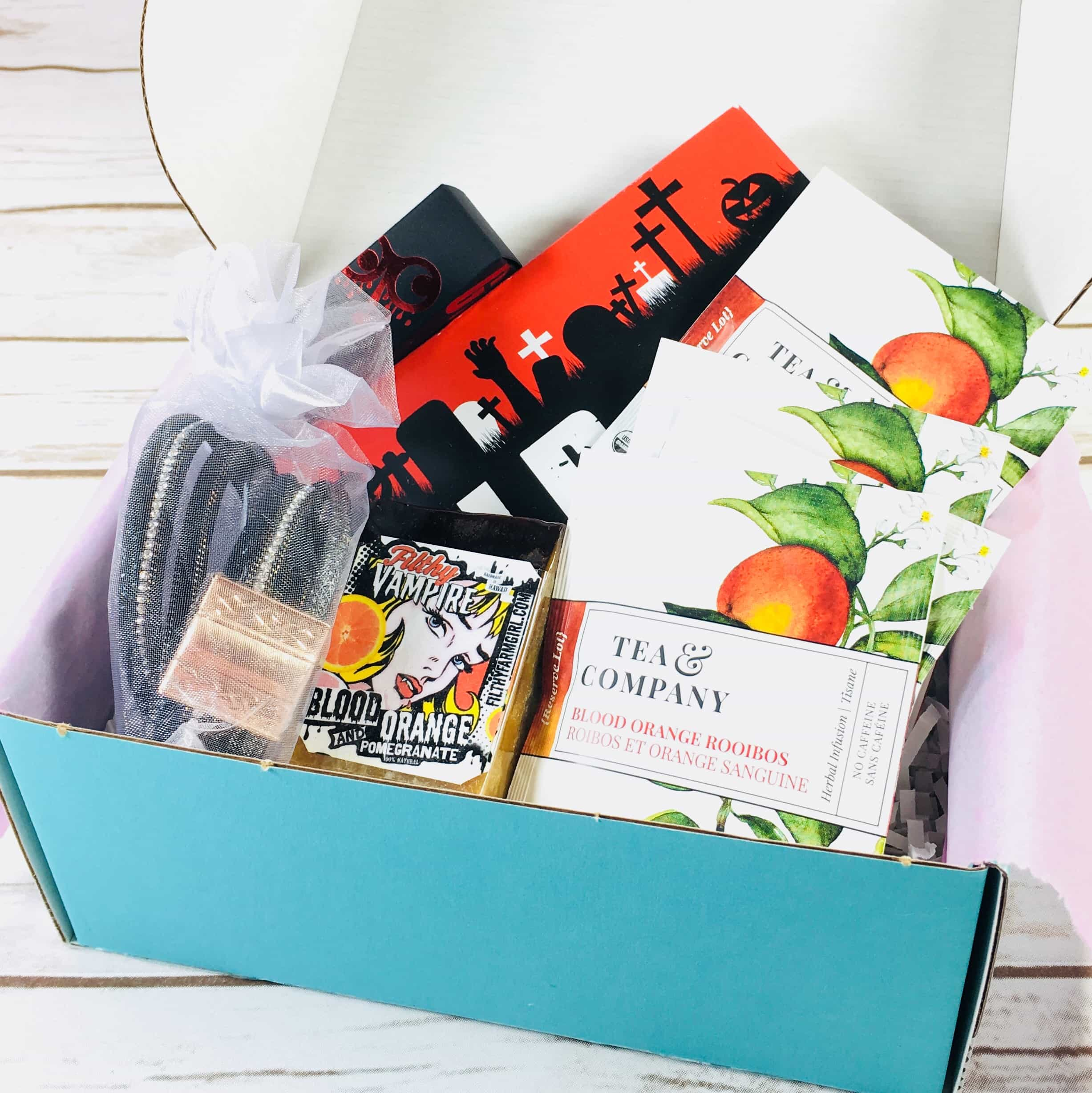 Prims Way October 2017 Subscription Box Review