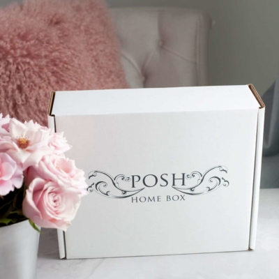 Posh Home Box May 2020 Theme Spoilers!