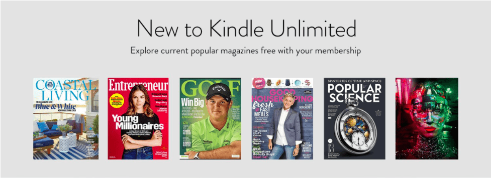 Kindle Unlimited Amazon 2019 Prime Day Deal: Get 3 Months FREE
