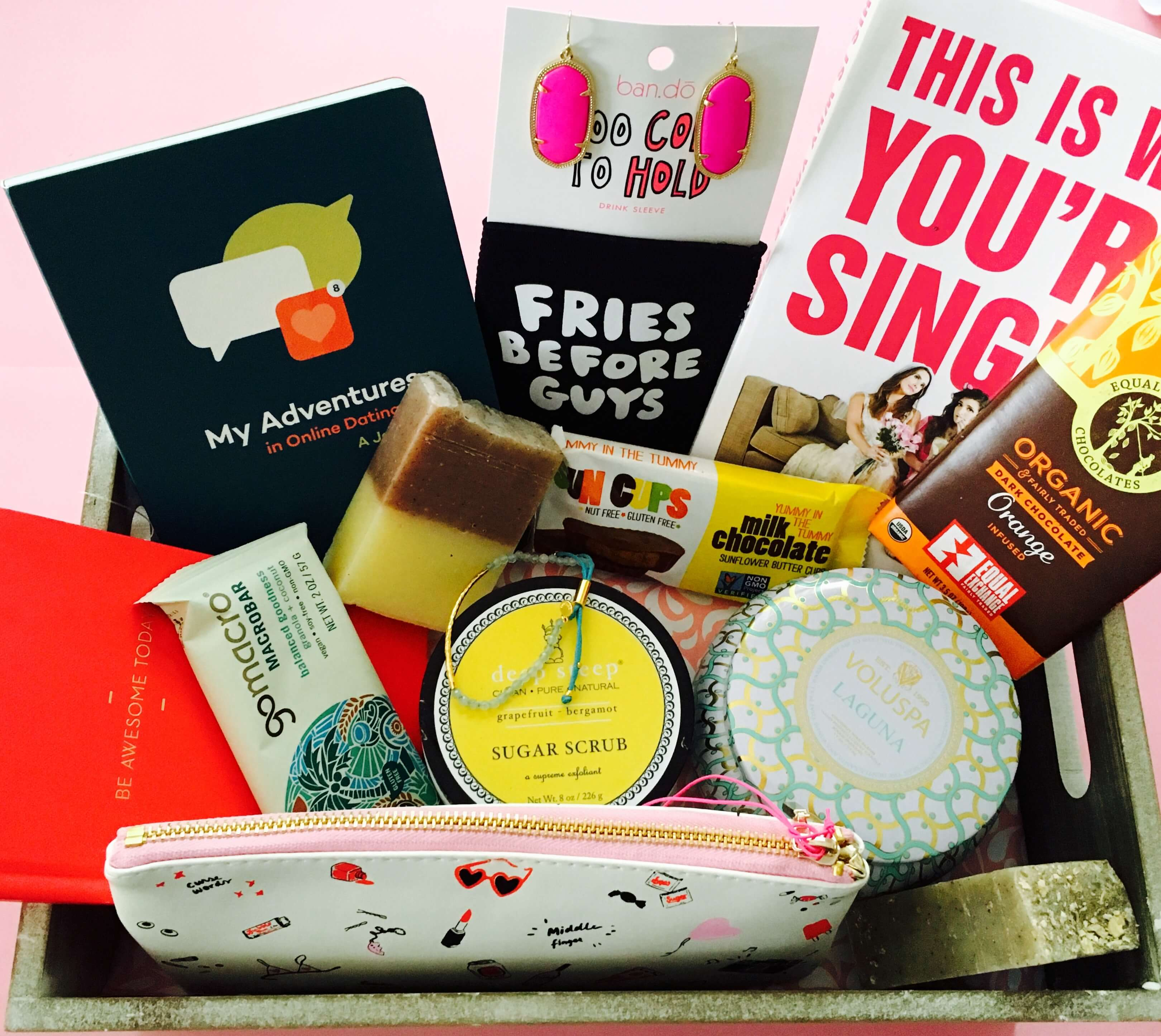 SinglesSwag Subscription Box Sunday Deal: Save 20% on any subscription!