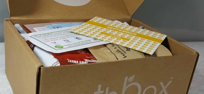 Urthbox Subscription Box Review + Coupon – September 2017